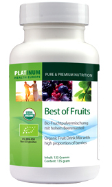 Best of Fruits Platinum Europe