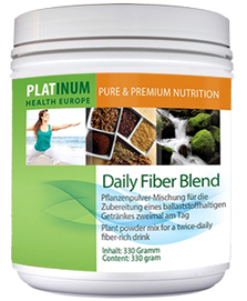 Daily Fiber Blend Platinum Europe