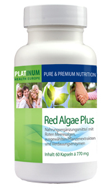 Red Algae Platinum Europe
