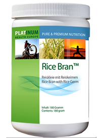 Rice Bran Platinum Europe