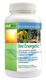 Bee Energetic Platinum Europe