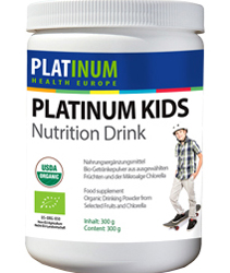 Kids Nutrition Drink Platinum Europe