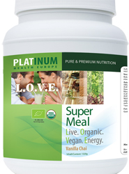 Love Supermeal Chai von Platinum Europe bestellen