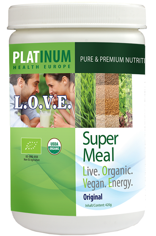 Love Supermeal Platinum Europe