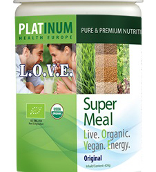 Love Supermeal Platinum Europe bestellen