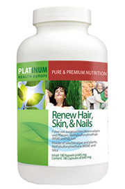 Renew Hair, Skin & Nails