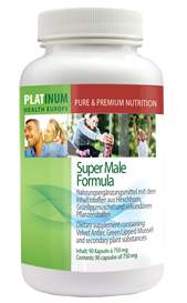 Super Male Formula Platinum Europe